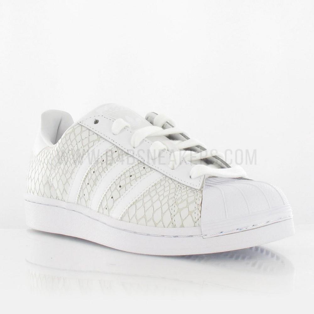Adidas Superstar Original Superstar Blanche Original Adidas Femme Femme dtQhrsC
