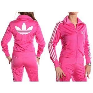 survetement adidas femme rose fluo