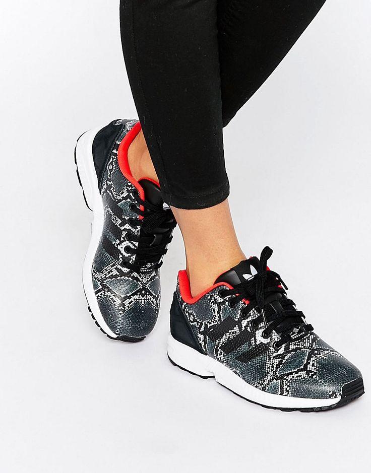 adidas zx flux torsion femme