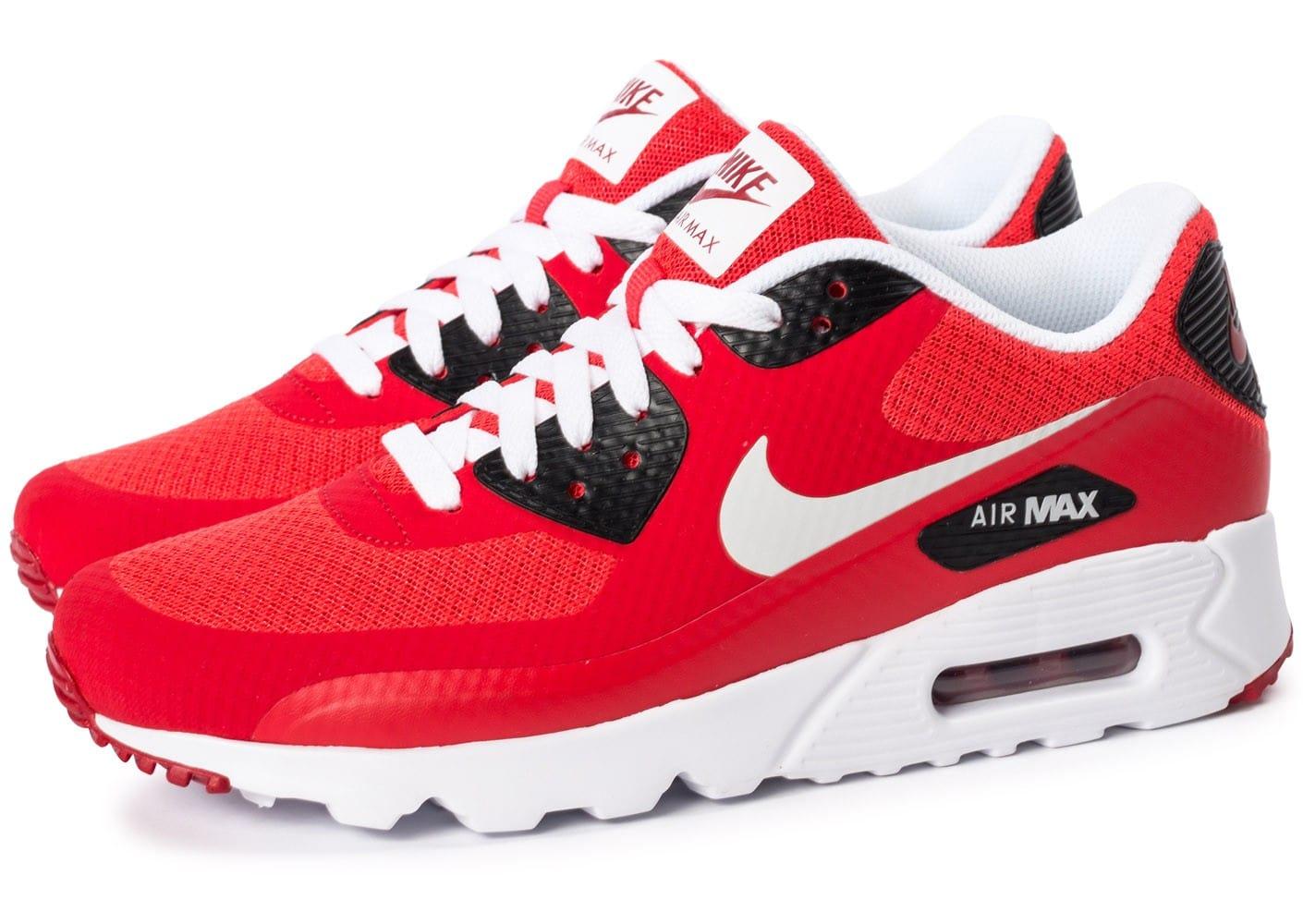air max 90 essential rouge