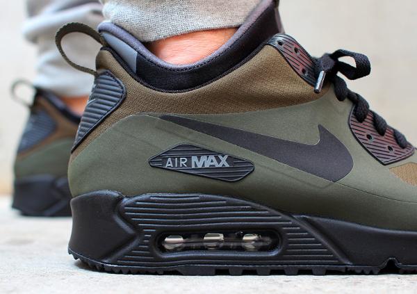 air max homme militaire