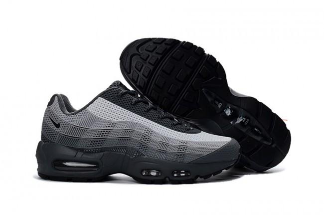 air max 95 grise noir blanche