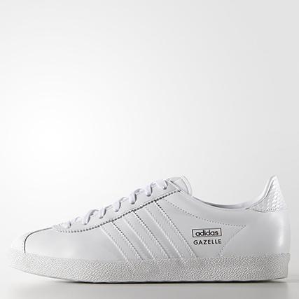 basket adidas gazelle blanche