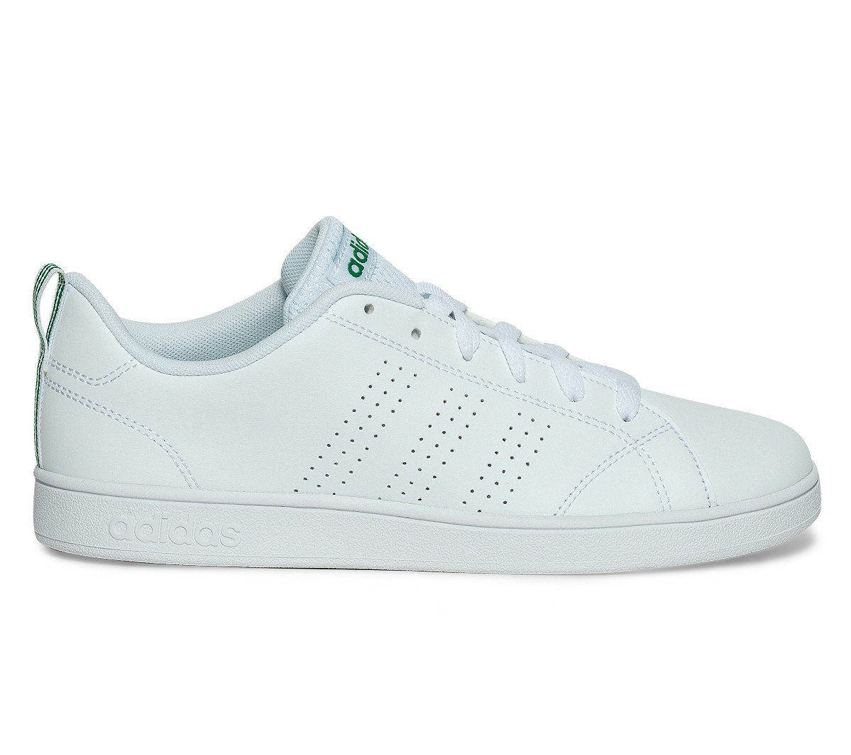 chaussures blanche adidas